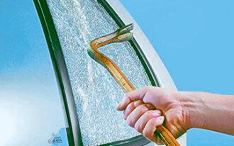 Упрочняющие защитные пленки для стекол